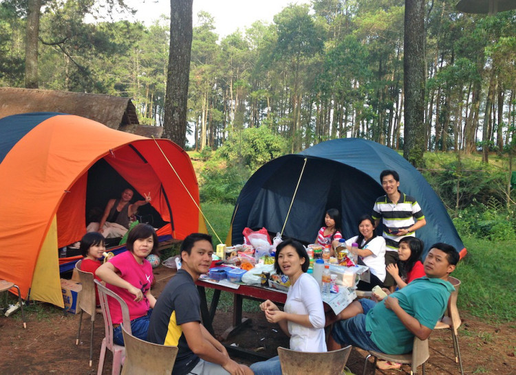 Outbound Bandung Family Gathering