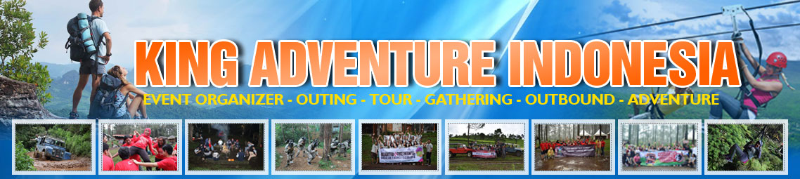 OUTBOUND BANDUNG – KING ADVENTURE Logo