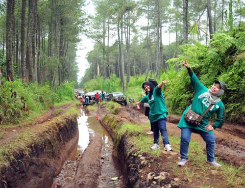Tempat Outbound Paling Menarik di Lembang Bandung
