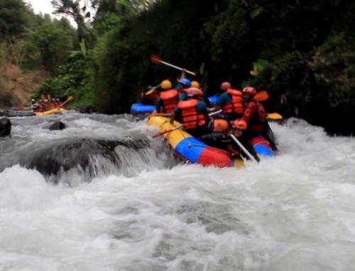Sungai Cipunagara Subang Lokasi Terbaik Untuk Pengalaman Rafting Perdana