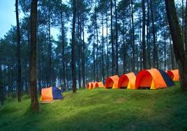 outbound bandung camping