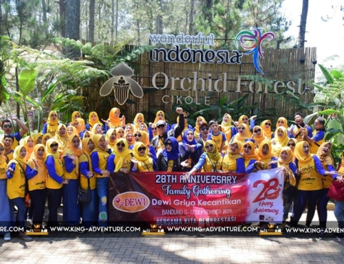 Outbound Bandung Murah By King Adventure