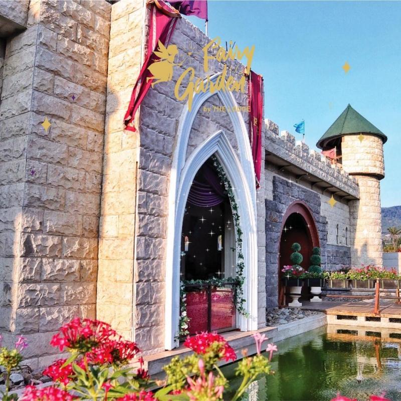 fairy garden lembang