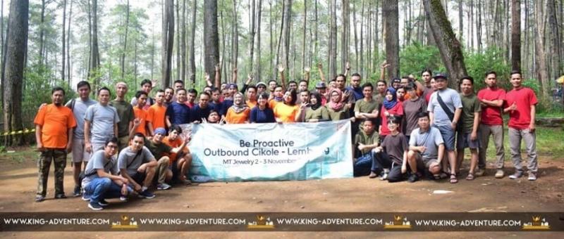 Klien Outbound Bandung