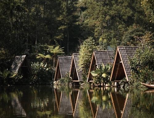 Imah Seniman Lembang, Asiknya Menginap Ala Urang Sunda
