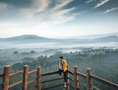 Tebing Keraton, Melihat Keindahan Alam dari Ketinggian